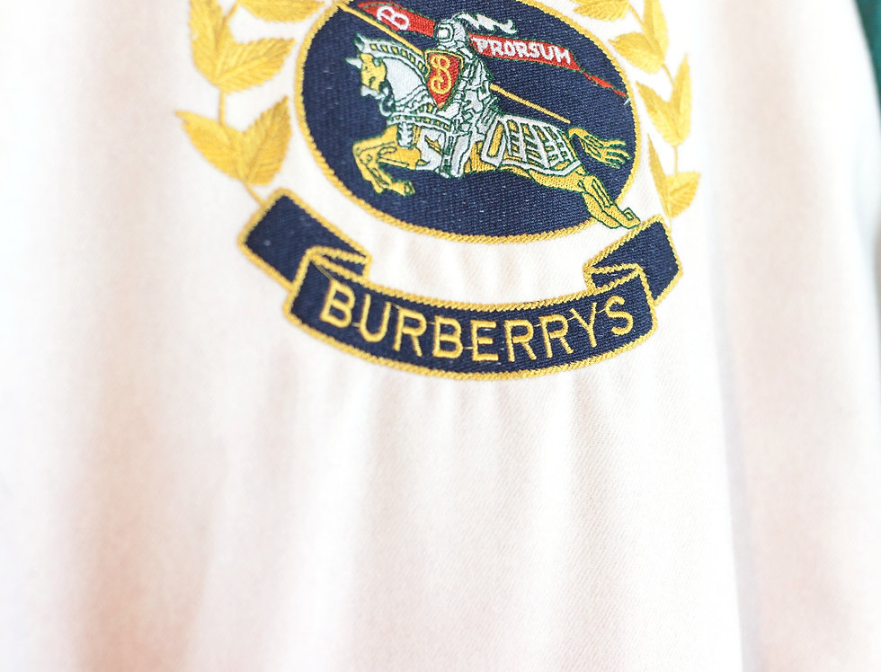giacca-trench-burberrys-vintage-customizzata
