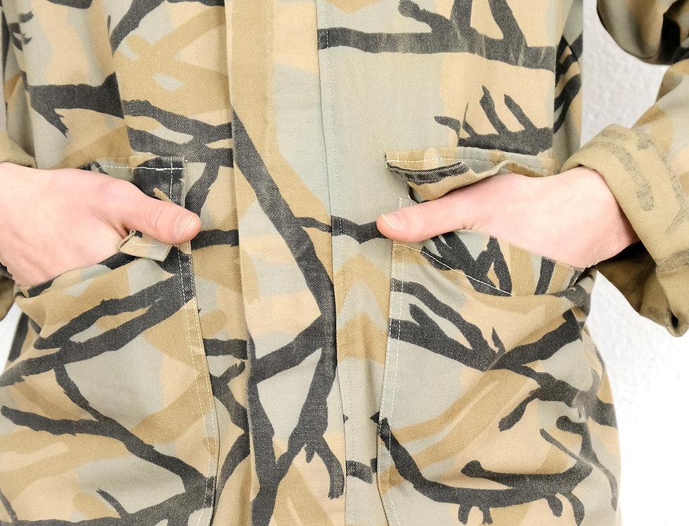 giacca-militare-camouflage-vintage