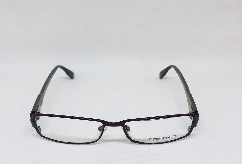 EMPORIO ARMANI ea 9559 y6a 140 vintage glasses DEADSTOCK