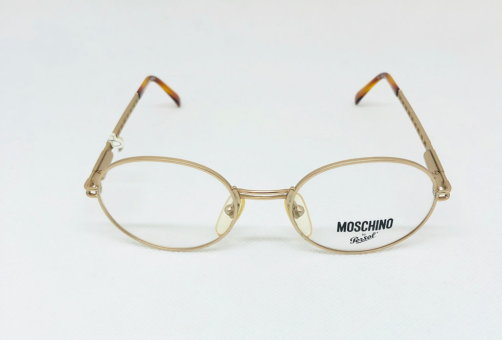 MOSCHINO by Persol mm525 48 18 135 rs vintage glasses DEADSTOCK