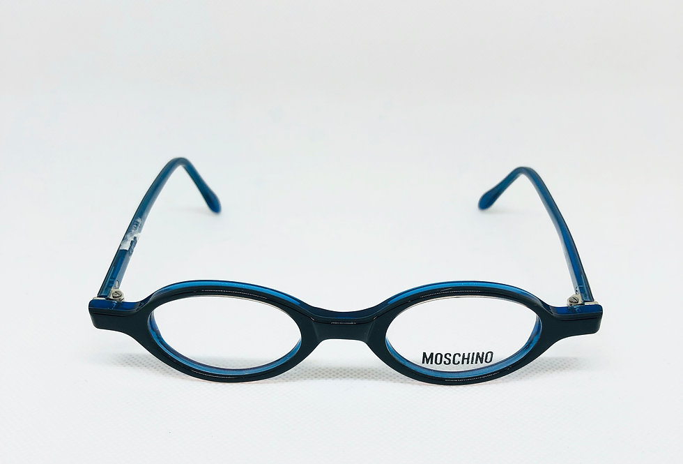 MOSCHINO m 3508-v 42 21 137 140 vintage glasses DEADSTOCK