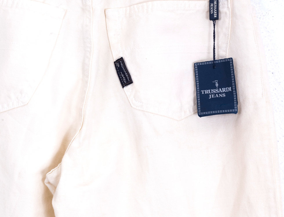pantalone-cotone-trussardi-vintage
