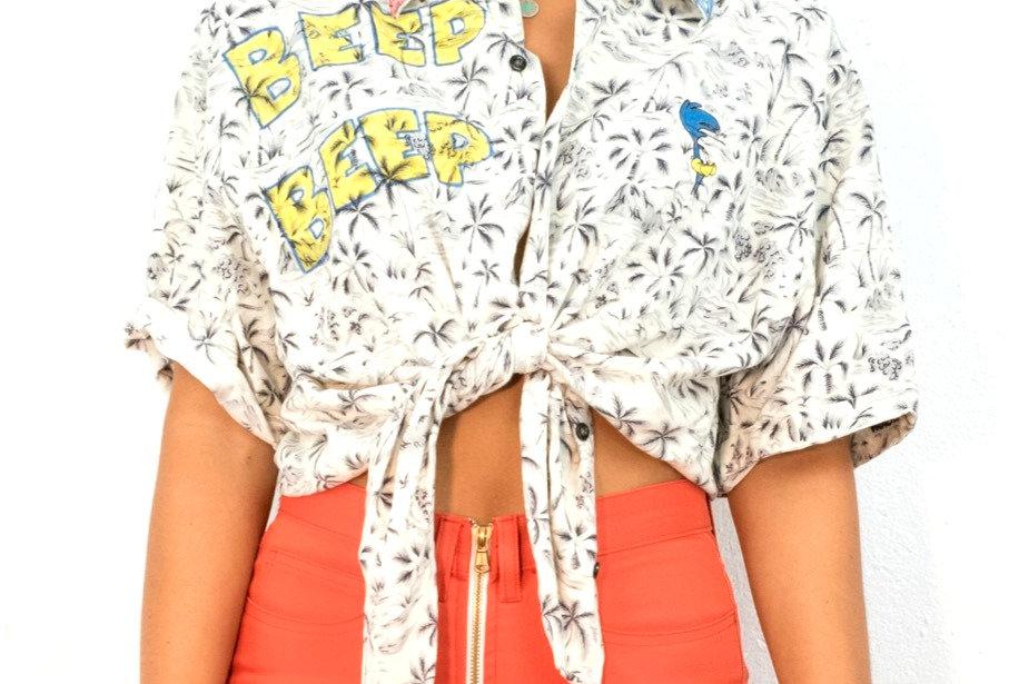 camicia-custom-crop-vintage-beepbeep