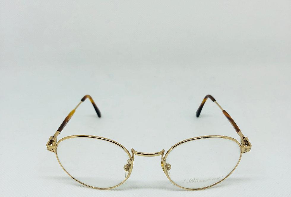 BLUEMARINE bm 193 gb 48 20 135 vintage glasses DEADSTOCK