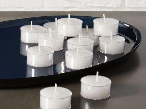 Tea light Sample set