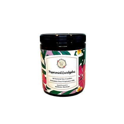 Peppermint and Eucalyptus