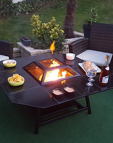 Barbecue / Fire Pit / Table basse de jardin