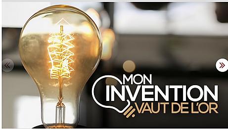 """Participation TV sur M6 """"Mon invention vaut de l'or"""""""