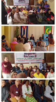 Journée Scientifique Cubaine en Mauritanie - CHSNDB