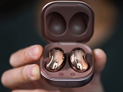Samsung Galaxy Buds Live, Wireless Earbuds w/Active Noise Cancelling