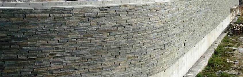 bluestone ledge veneer