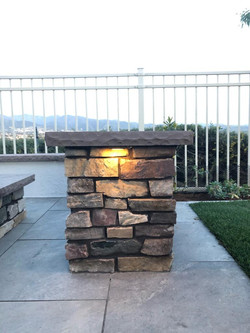 patio counter