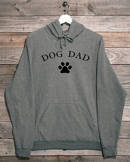 Dog Dad- Unisex Hoodie