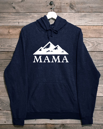 Mountain Mama- Unisex Hoodie