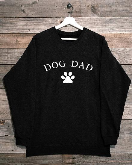 Dog Dad- Unisex Crew Neck