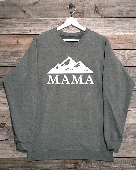 Mountain Mama- Unisex Crew Neck