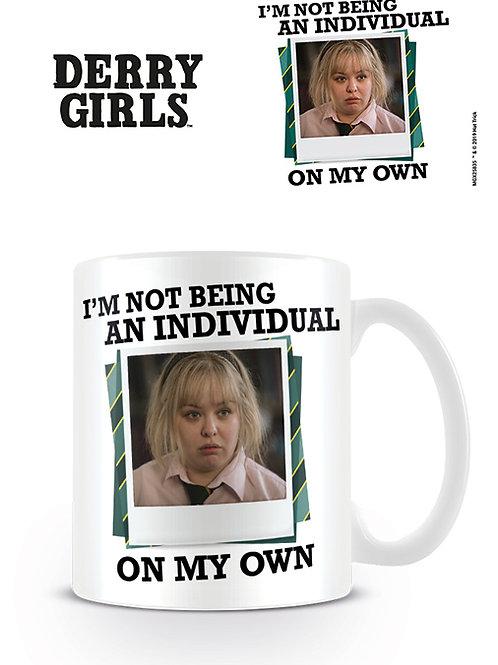 Derry Girls Clare Mug