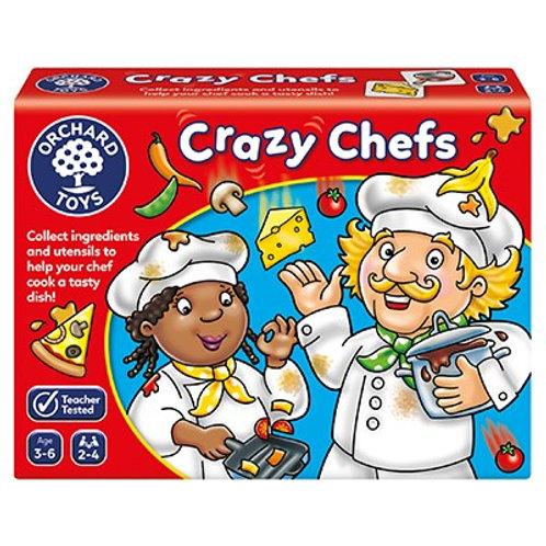Orchard Toys Crazy Chef Game