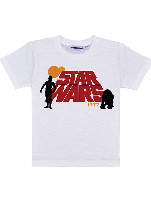 Fabric Flavours Star Wars 1977 Tee