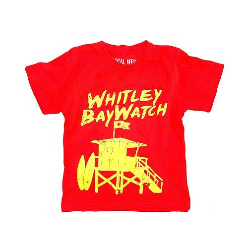 Local Hero Whitley Bay Watch Baby Tee