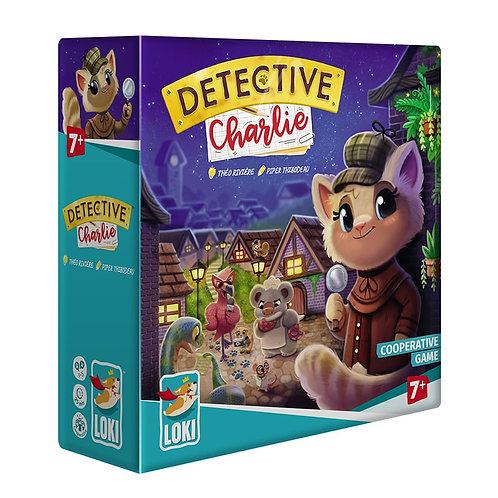 Detective Charlie Game