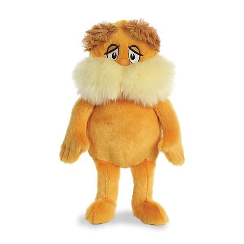 Dr Suess The Lorax Soft Toy