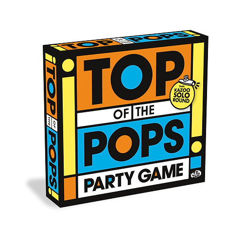Big Potato Top Of The Pops Party Game
