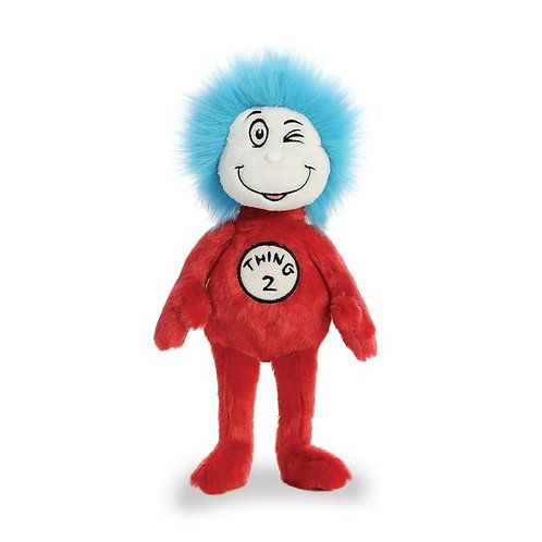 Dr Suess Thing 2 Soft Toy
