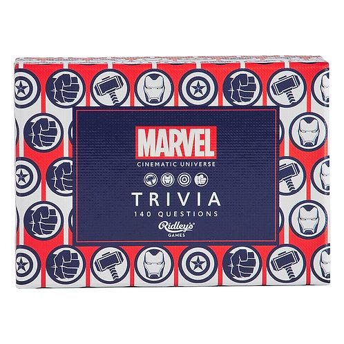 Ridley's Games Marvel Cinematic Universe Trivia Quiz