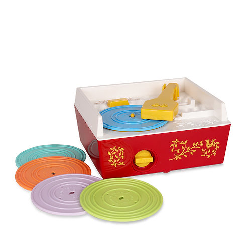 Fisher-Price Classic Record Player