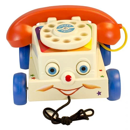 Fisher-Price Classic Chatter Phone