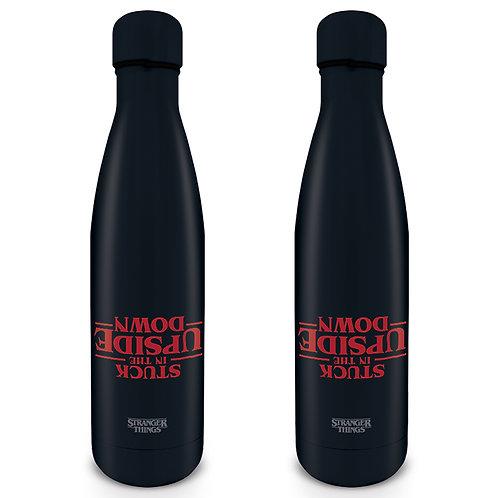 Stranger Things Metal Drinks Bottle