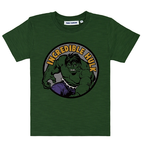 Fabric Flavours Incredible Hulk Tee