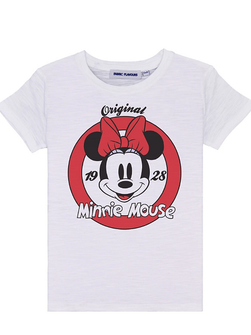 Fabric Flavours Minnie Mouse Club Tee