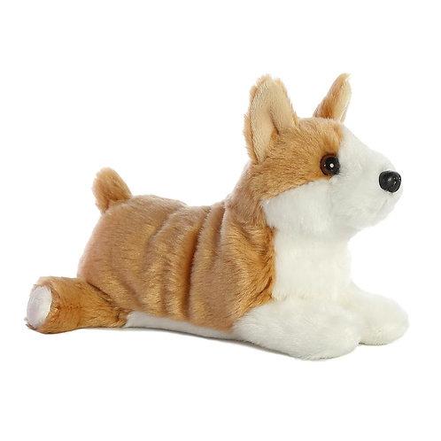 Mini Flopsie - Corgi Dog Soft Toy