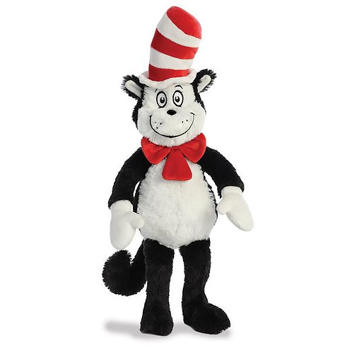 Dr Suess Cat In The Hat Soft Toy