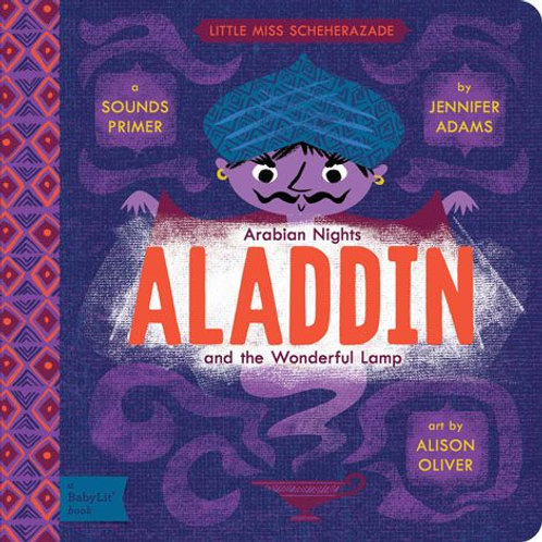 Aladdin and the Wonderful Lamp (a Sounds Primer)