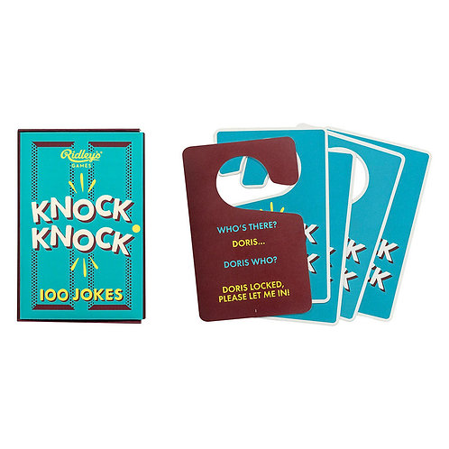 Ridley's Games 100 Knock Knock Jokes