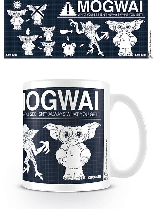Gremlins Mogwai Rules Mug