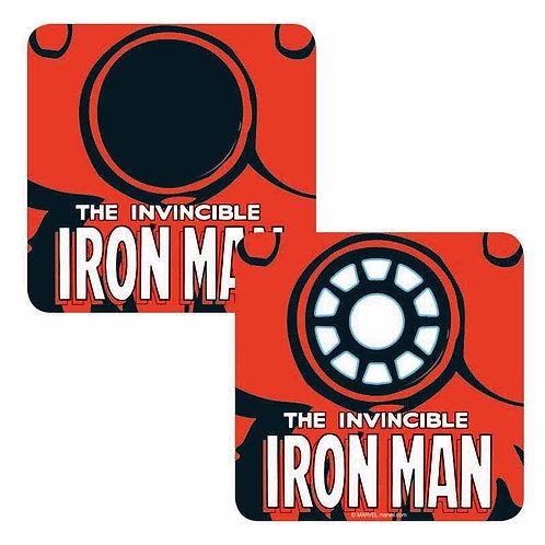 Marvel Iron Man Lenticular Coaster