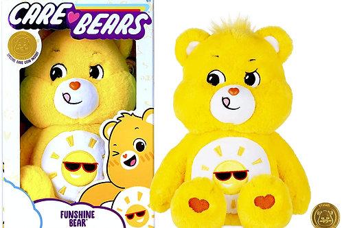 Care Bears Funshine Bear Soft Toy