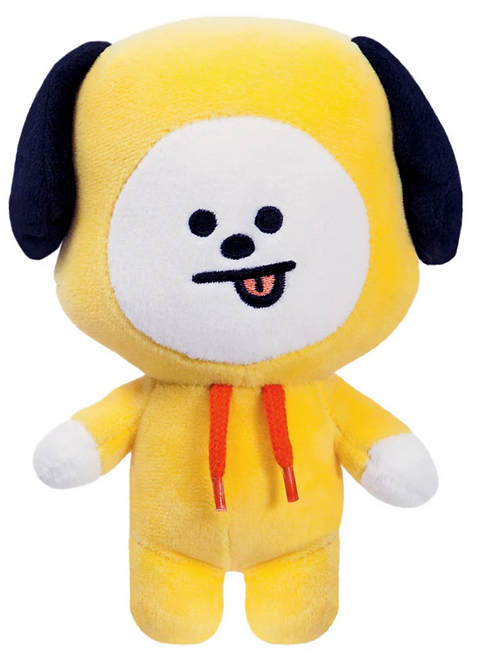 BT21, CHIMMY Soft Toy, Small, 6.5In