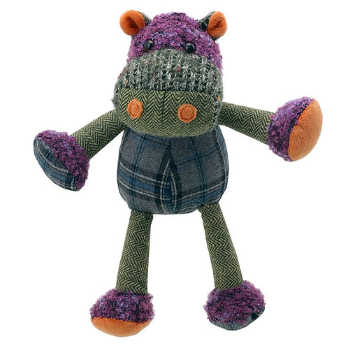 Wilberry Woolies Hippo Soft Toy