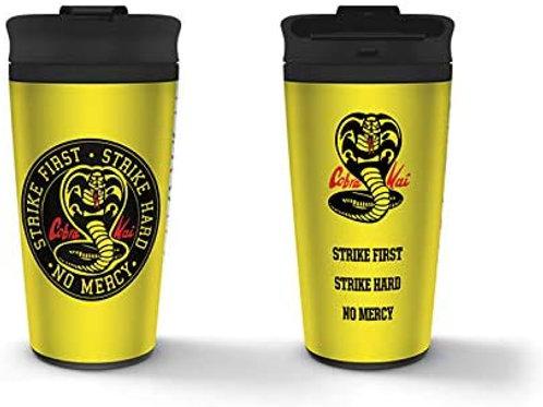 Cobra Kai Metal Travel Mug