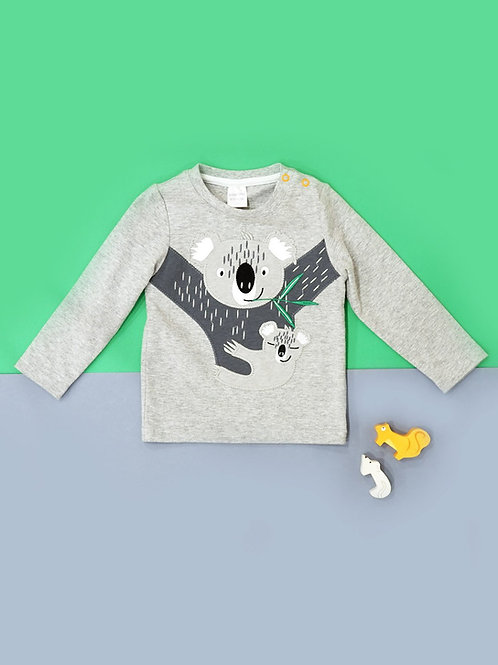 Quinn The Koala Blade and Rose Baby Top