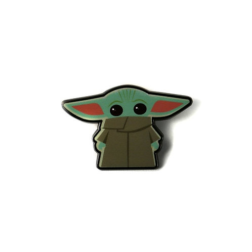 The Mandalorian 'The Child' Metal Pin Badge