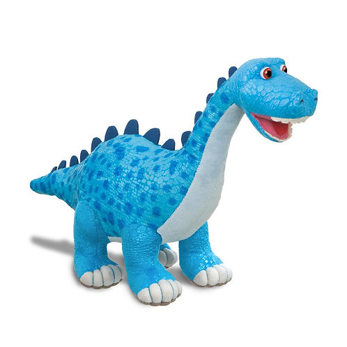 Dinosaur Roar Munch the Diplodocus Soft Toy