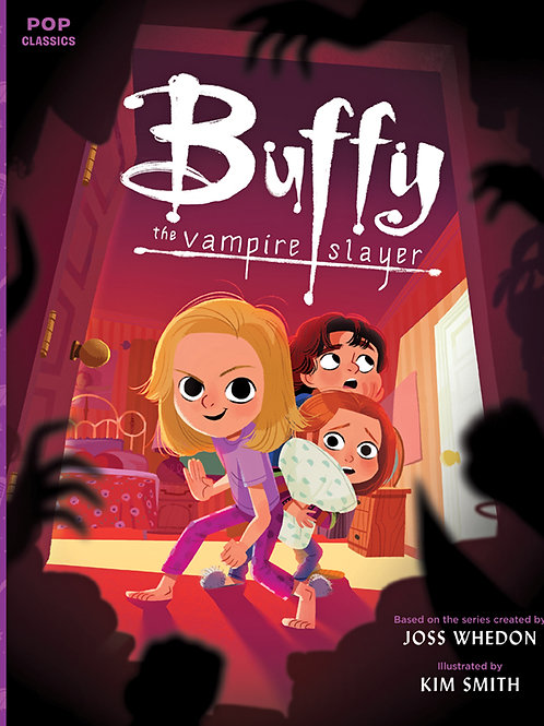 Buffy The Vampire Slayer Classic Illustrated Story Book