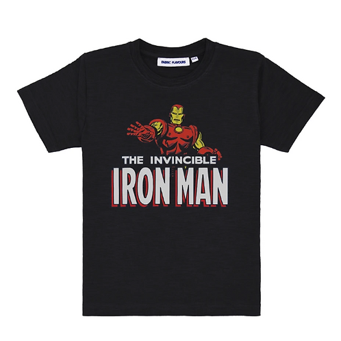 Fabric Flavours Invincible Iron Man Tee