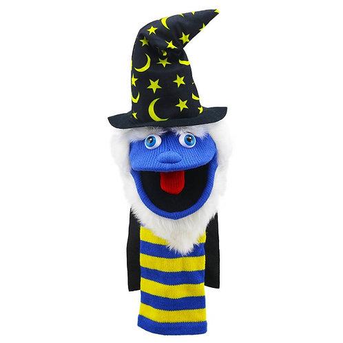 Sockettes Hand Puppet Wizard